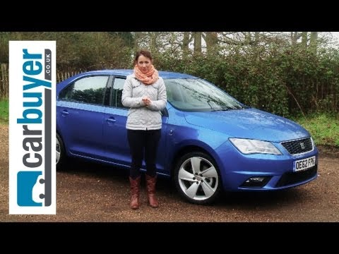 SEAT Toledo 2013 review - Carbuyer