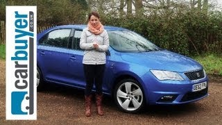 SEAT Toledo hatchback 2013 review - Carbuyer