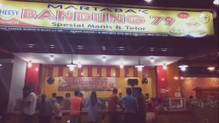 Martabak bandung79, Malam Tahun Baru 2017
