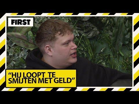 ESKO: 'HET IS MOEILIJK TEGEN KEES DE KONING'   FIRST LIVE
