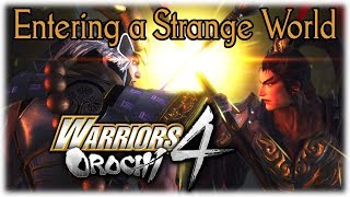 Warriors Orochi 4 - Entering a Strange World [Ep.1 Story Mode Gameplay with Commentary]