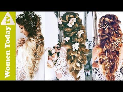 🌺 Kiểu Tóc Cô Dâu Đẹp Nhìn Là Thích | Làm Tóc cô dâu | Wedding Hairstyles Braide