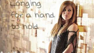 Kelly Clarkson- Hello [Lyrics on Screen]
