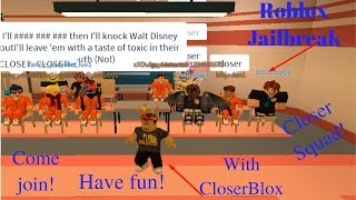 Playing Roblox Jailbreak, robbing stores and have fun with subs! (Collecting as much money as we can)