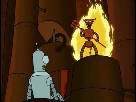 Futurama - The Robot Hell Song