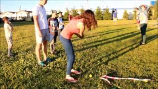 """Детский лагерь """"Гольф Академия"""" - неолимпийские виды спорта, мини-гольф - 2014"""