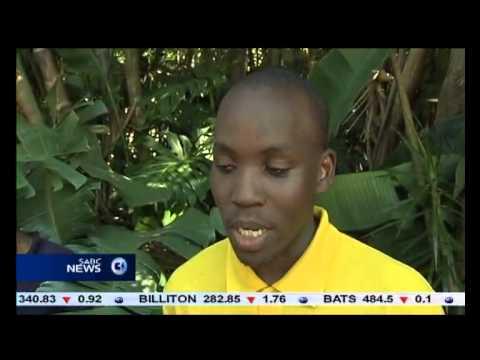 Four students from the University of KwaZulu Natal will sleep behind bars tonight.