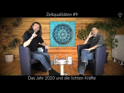 Zeitqualitäten #9 Das Jahr 2020 und die lichten Kräfte - blaupause.tv