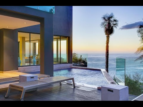 Luxury House For Sale In Camps Bay   15 Houghton View   YouTube