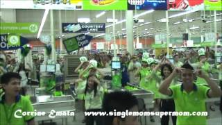 Sm hypermarket cainta employee