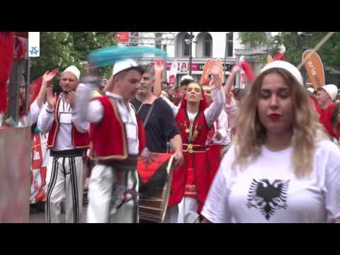 KdK Berlin 2017 - Albanian Culture in Berlin