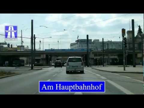 B170: Durchfahrt von Dresden (2x)