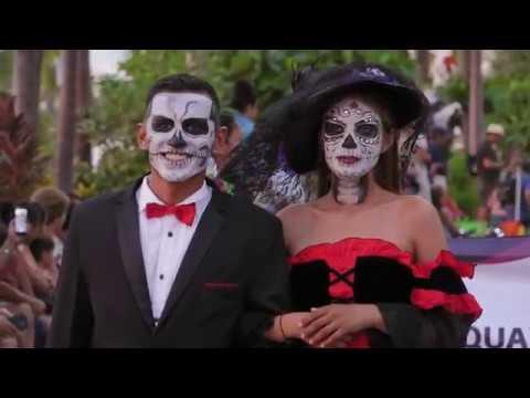 El Festival de Día de Muertos en #PuertoVallarta se vivió con mucha emoción