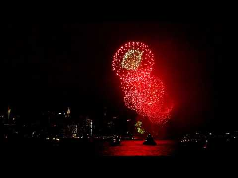 Macy's NYC 4th of July Fireworks 2016