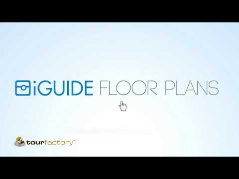 iGUIDE Floor Plans from RealEstate Planet/TourFactory