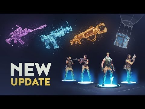 New Game Modes in Fortnite Battle Royale