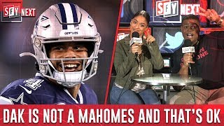 Dak Prescott is not a Patrick Mahomes — and that's ok | SFY NEXT