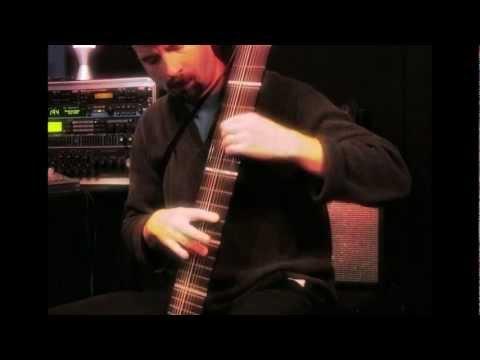 "Chapman Stick ""Walking on the Moon"" (cover) Greg Howard"