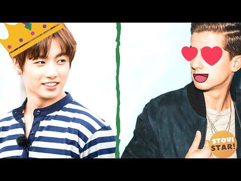 Звезды, которые любят BTS и являются фанатами K-POP