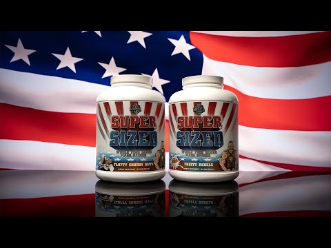 Merica Labz Super Sized Available Now!