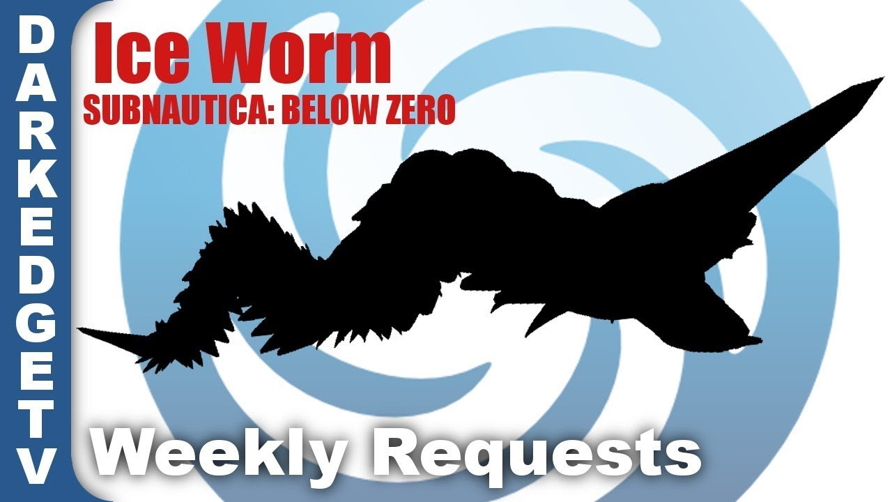 Weekly Request #127 - Ice Worm [Subnautica]