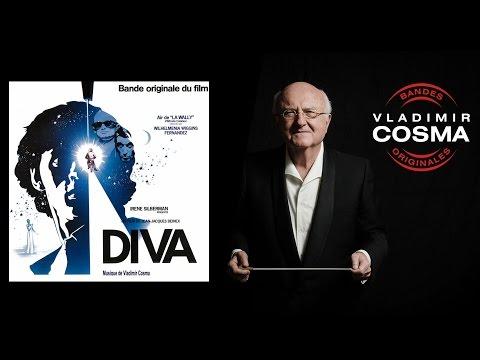Vladimir Cosma - Promenade sentimentale - BO du Film Diva