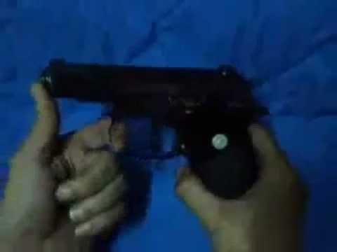 field strip glisenti pistol
