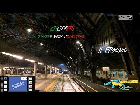 CHOPPER: IL PIACERE DELLA CONDOTTA EP.2 - viaggio in Cabride da Milano Rogoredo a Lodi