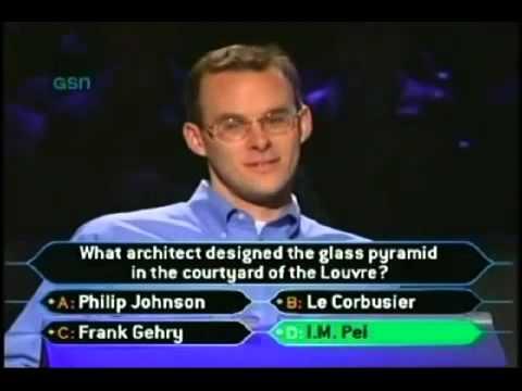 John Carpenter,  Coolest Million Dollar winner