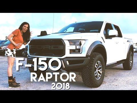 Conheça a PICAPE mais VENDIDA nos EUA: Ford F-150 | RAPTOR 2018