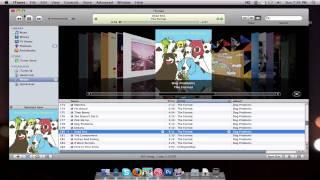iTunes Organization and Last.fm