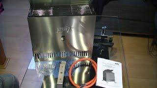 Produkttest - Gas-Gewächshausheizung mit 4000 Watt von HPV im Test
