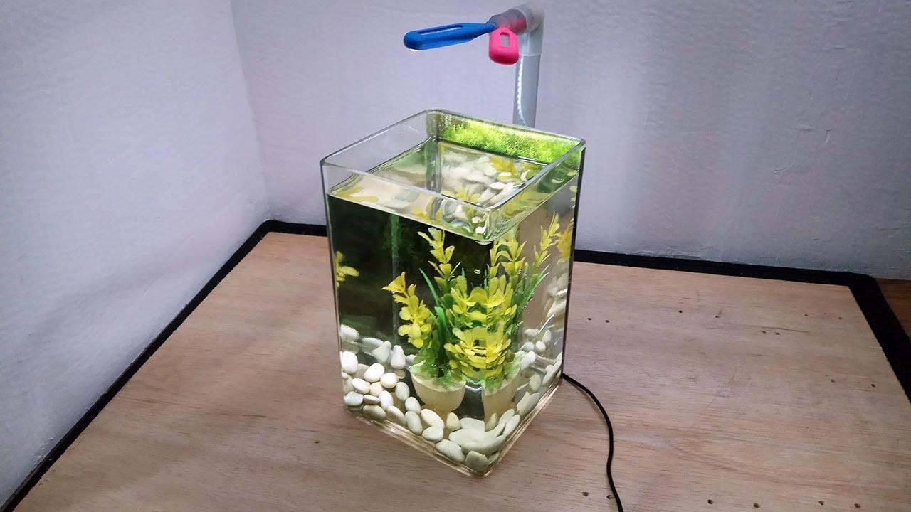 Cara Membuat Lampu Aquarium Dari Led Usb Link Sukses Membuat lampu aquarium sendiri