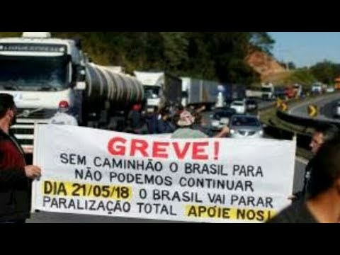 BSR NA GREVE DOS CAMINHONEIROS EM IMBITUBA-SC 22/05/18 #EUAPOIOAGREVEDOSCAMINHONEIROS