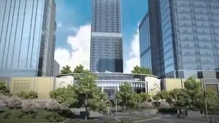Первое графическое видео небоскреба Абу Даби Плаза, самого высокого небоскреба в Центральной Азии(2017 Будет готова!, 2014-12-31T19:44:00.000Z)