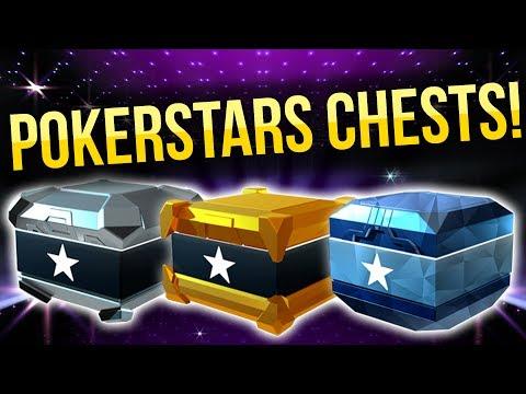 OPENING POKERSTARS CHESTS!!!