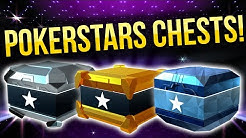 OPENING POKERSTARS CHESTS!!!
