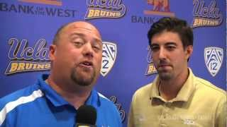 UCLA Football Signing Day 2013 - Coach Mazzone thumbnail