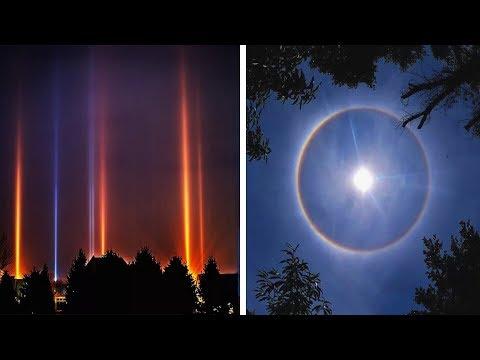 60 редчайших небесных явлений