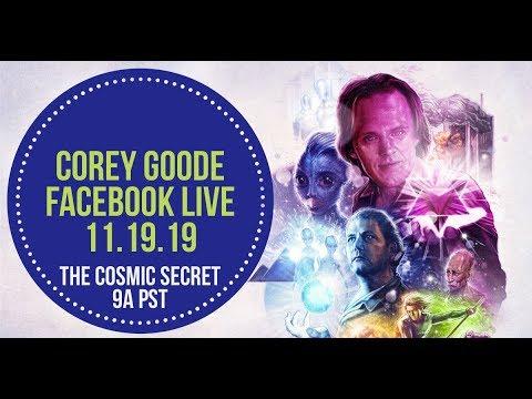 Corey Goode FACEBOOK LIVE!!