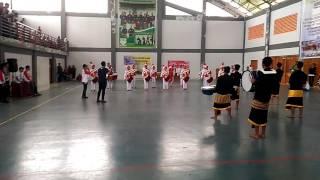Drumband Mtsn empang vs smk selong drum battle GMP