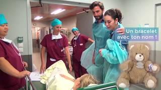 """Trophées Patients 2017 : """"ton opération du coeur"""" - hôpital Necker"""