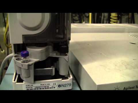 6890 GC GC/MS Chemstation Software Agilent DA Version