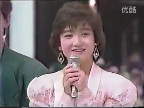 岡田有希子  −  くちびる Network (Short)  -  アイドル花組おとこ組 (1986-02-19)
