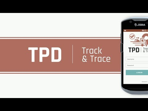 TPD Track & Trace Solution | Altronix