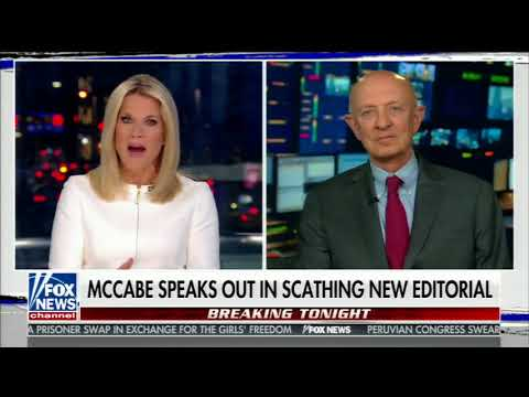 JAMES WOOLSEY ONE-ON-ONE INTERVIEW WITH MARTHA MACCALLUM (3/23/2018)
