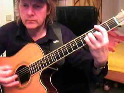 U2 With or without you Guitar Lesson by Siggi Mertens - YouTube