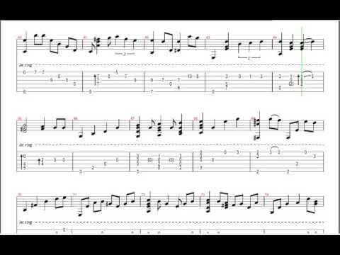 Guitar sungha jung guitar tabs : Sorry, I Love You (Yuki no Hana) TAB Guitar Fingerstyle Sungha ...