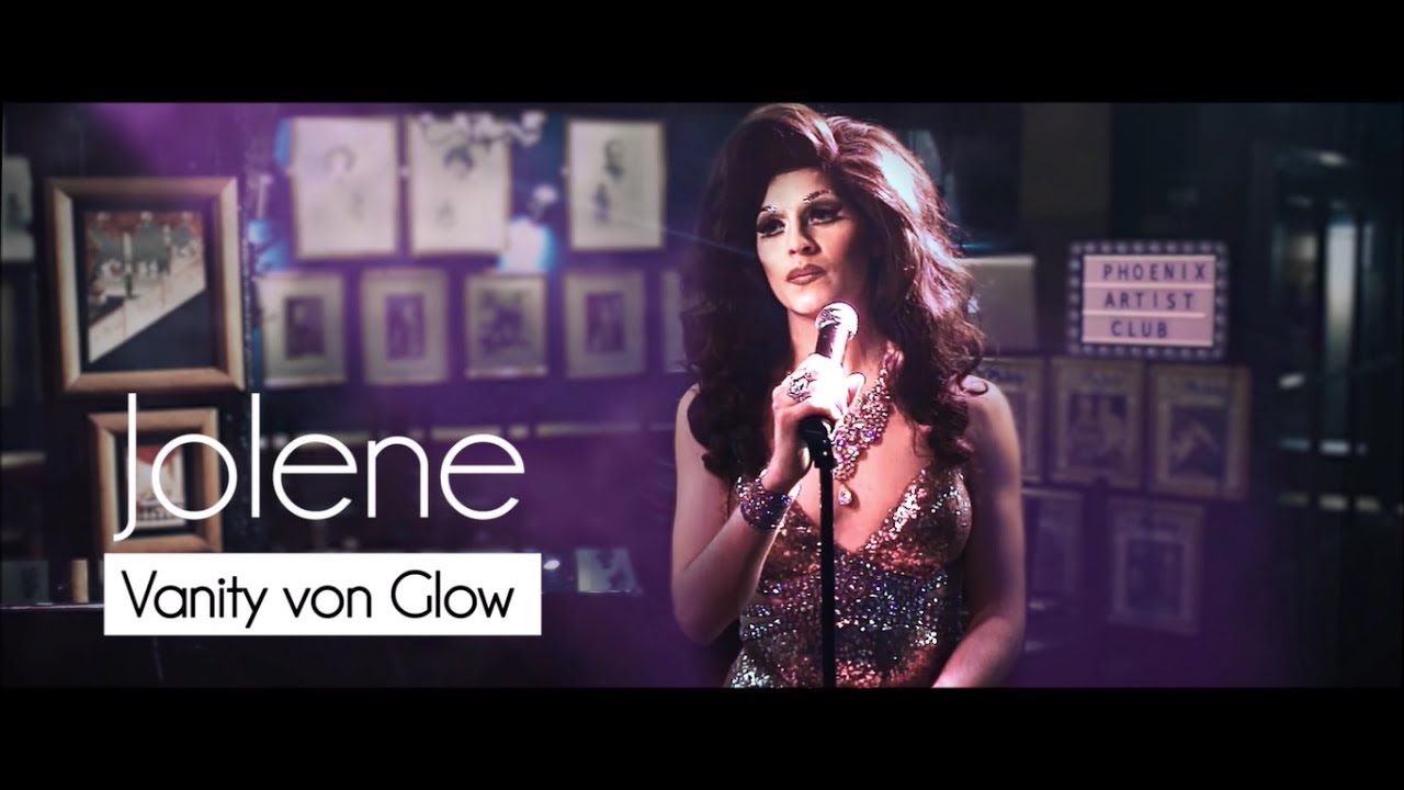 jolene by dolly parton drag queen live vocal acoustic cover