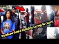 Breaking! Arr£sted Funke Akindele Crying Bitterly In Court As She Faces Several Charges